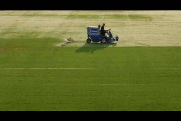 A Match for a Grass Keeper