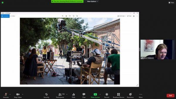 virtualna FILMSKA DELAVNICA z Osnovno šolo GRM