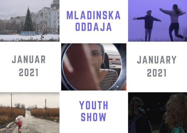 MLADINSKA ODDAJA, januar 2021