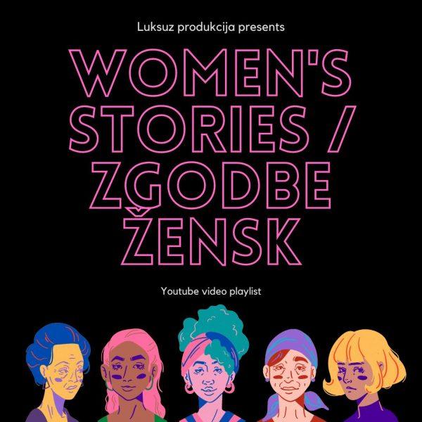 Zgodbe žensk