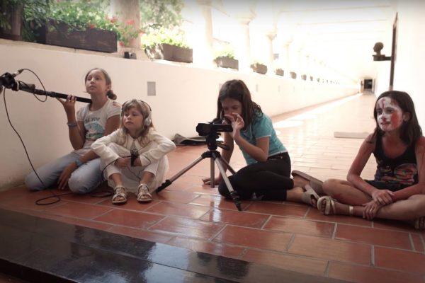 Mladinska filmska delavnica v Kostanjevici na Krki