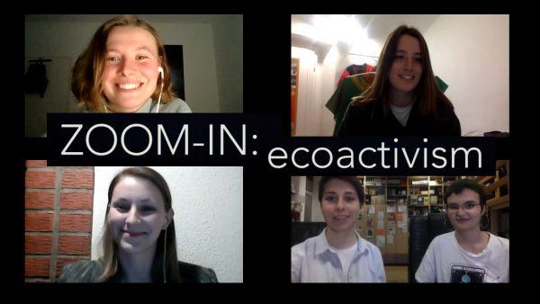 ZOOM-IN: Ecoactivism